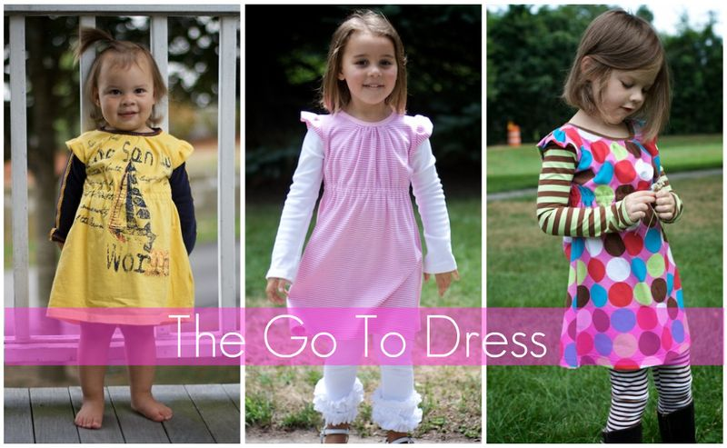Go to dress collage