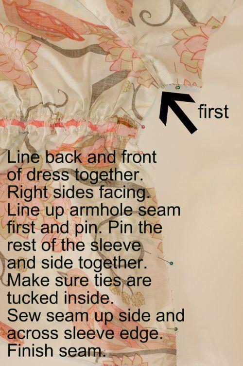 Sew along 23