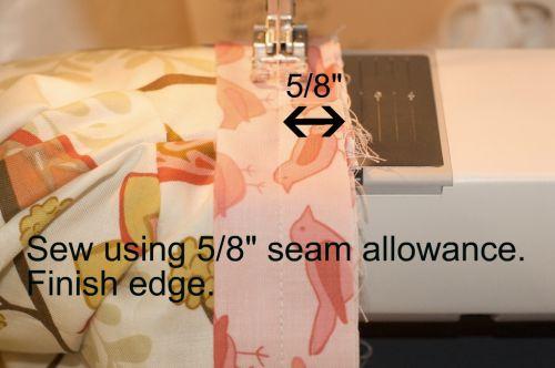 Sew along 30