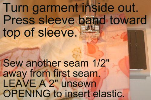 Sew along 31