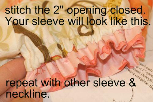 Sew along 33