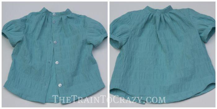 Turquois shirt 1