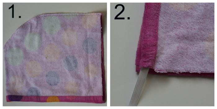 Towel 1, 2