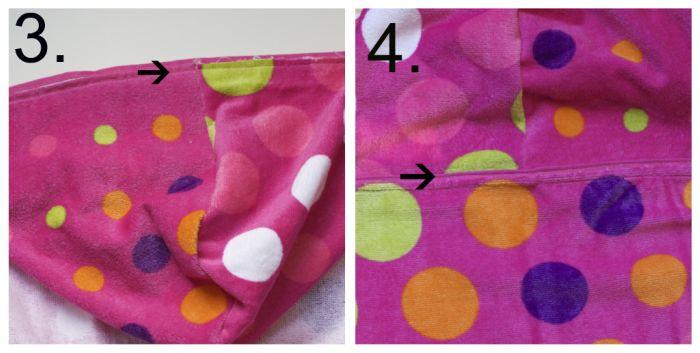 Towel 3, 4