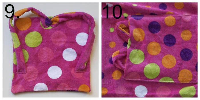 Towel 9, 10