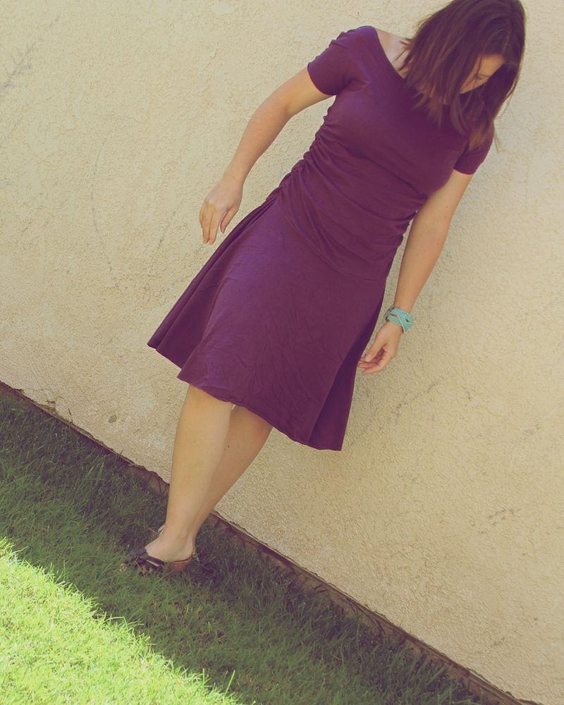 Shabby dress 253