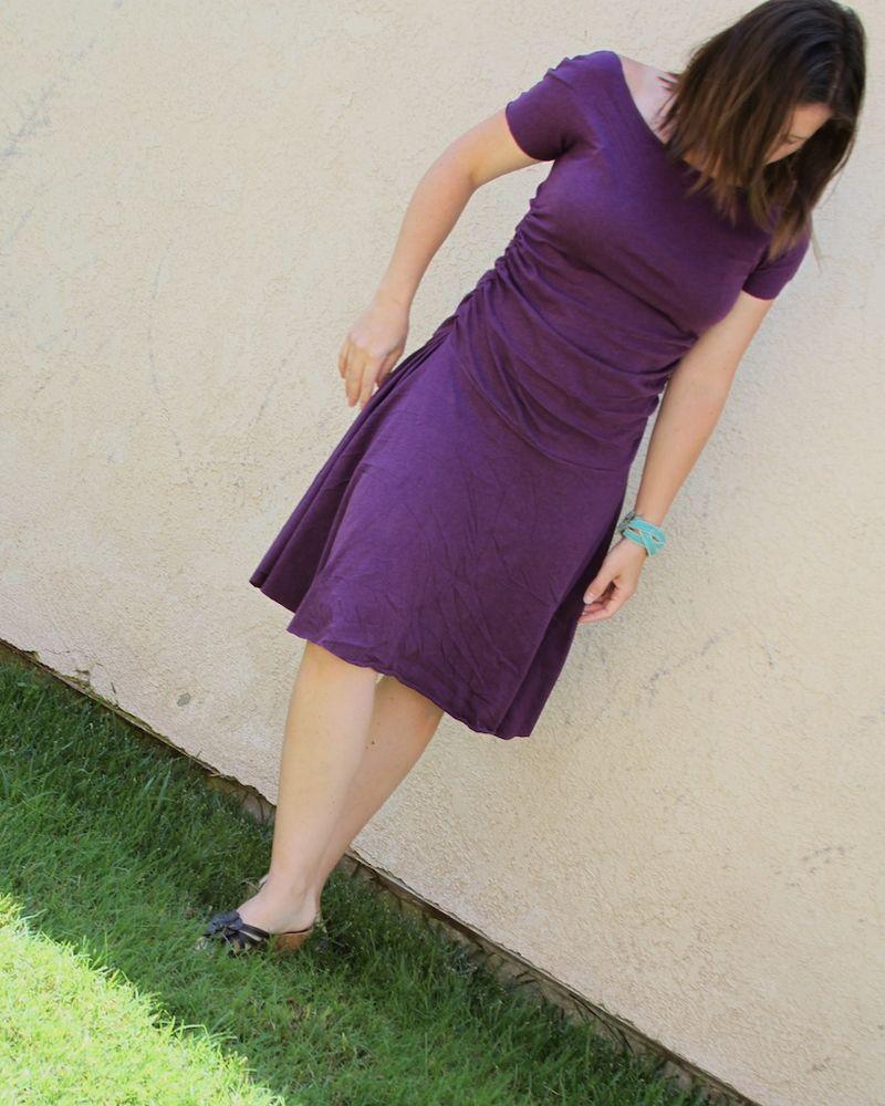 Shabby dress 252