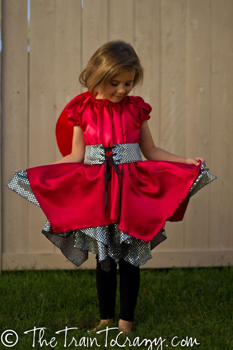 Ladybug costume-4435