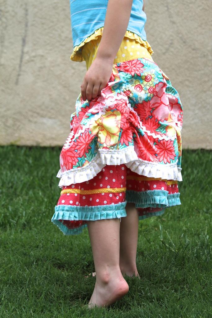 Fancy skirt 143
