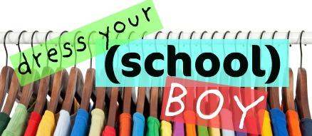 Dress your school boy header