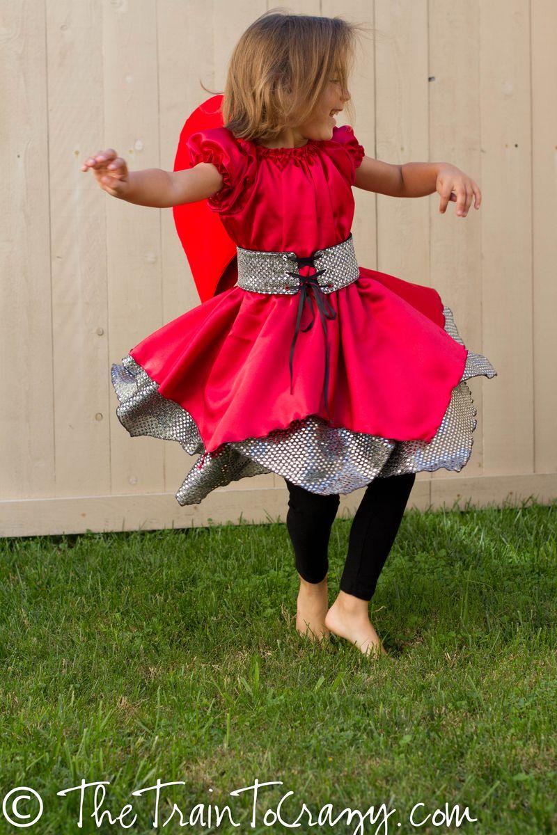 Ladybug costume-4513