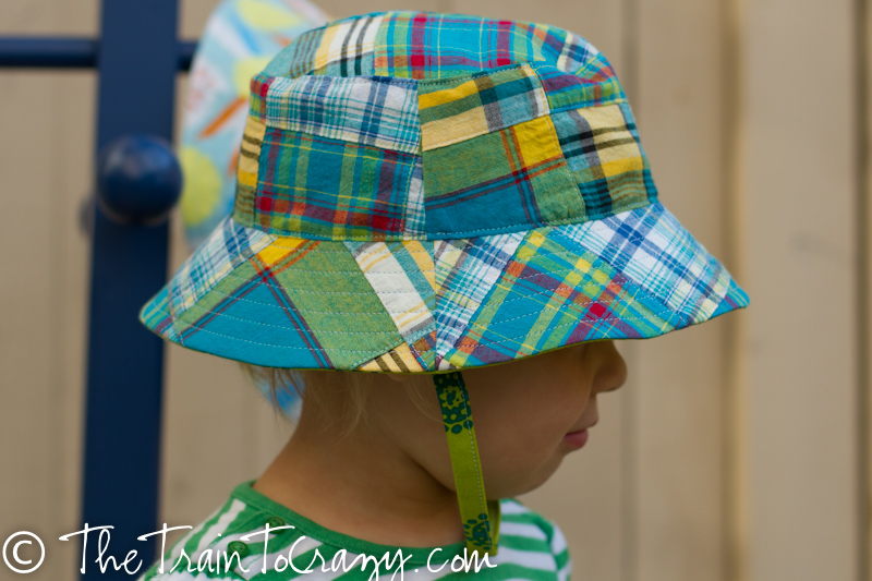 Oliver + S bucket hats with a chin strap - Andrea s Notebook ff315f2e556
