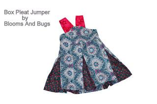 box pleat jumper tutorial