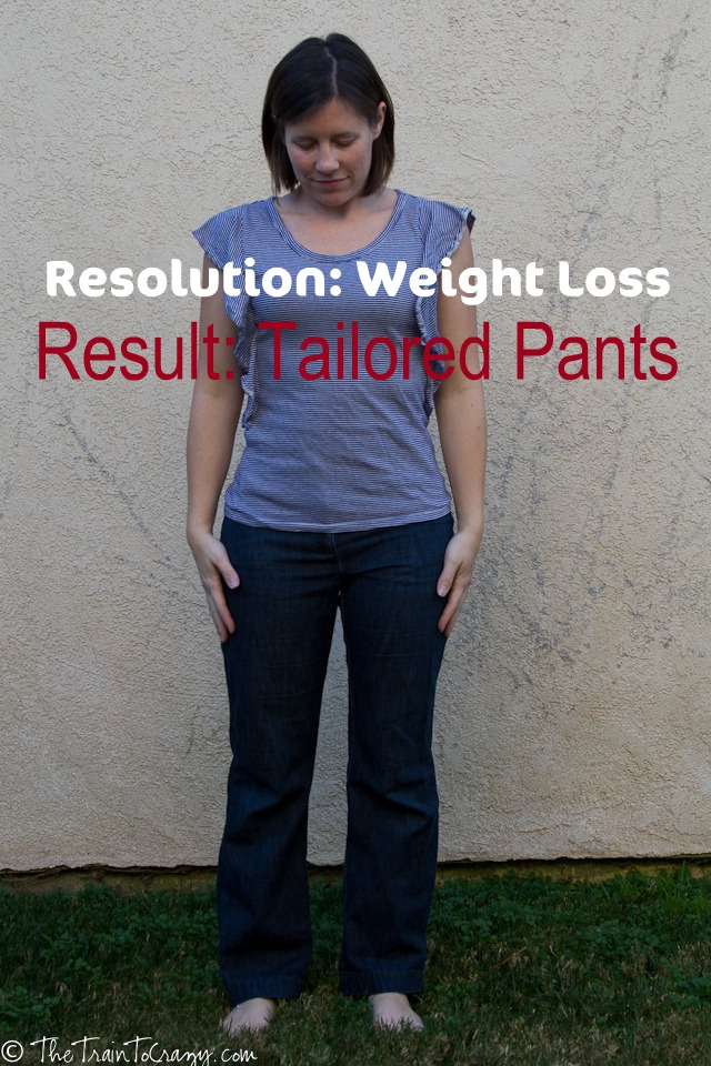 Resolution weight loss