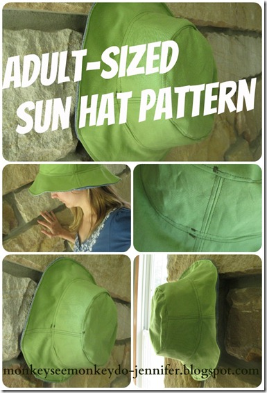 Hat collage for resized adult pattern_thumb