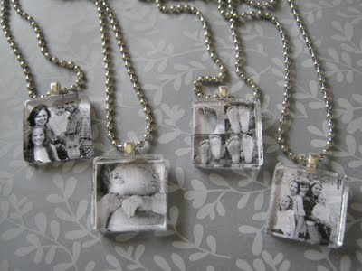 photo pendant jewelry