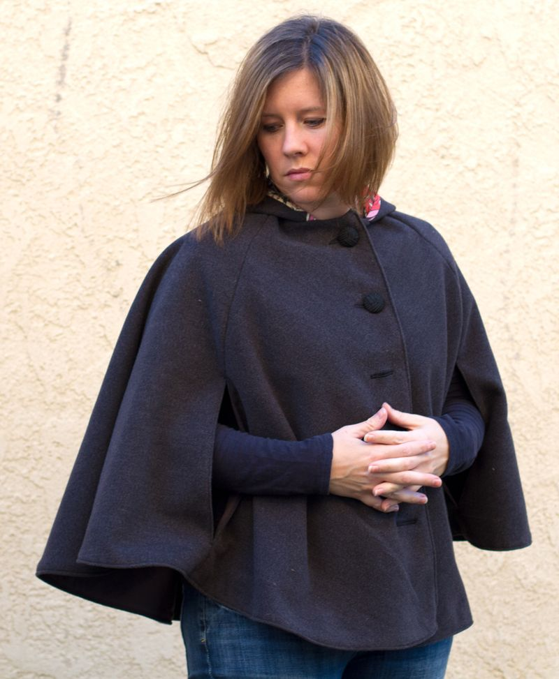 Cape-for-women