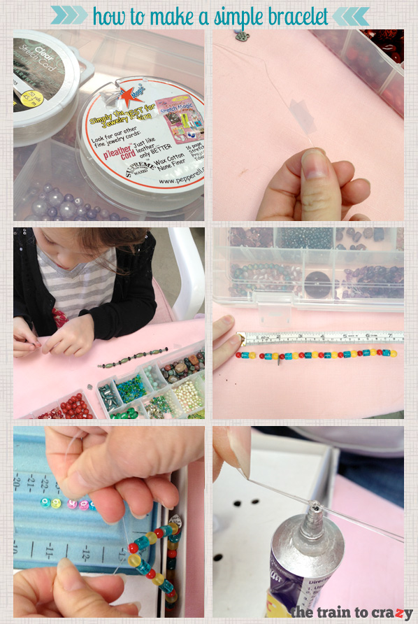 How-to-make-a-simple-bracelet