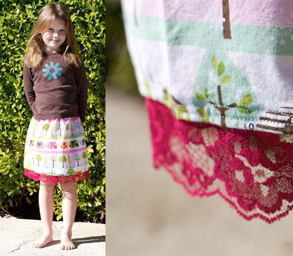 naomi sews skirt