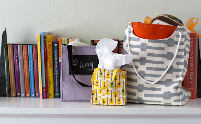 Fabric-gift-bags