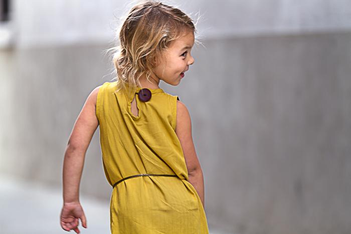 Shift dress-sewing pattern