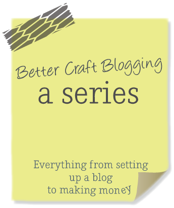 Better-craft-blogging