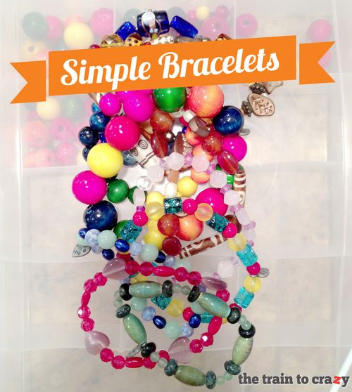 Simple-bracelets