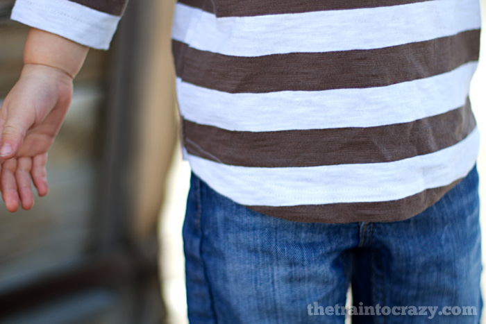 Beachy Boatneck Shirt
