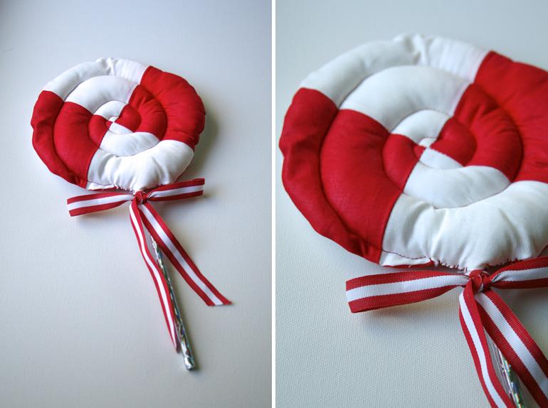 Handmade Costumes: DIY Giant Lollipop Prop Tutorial
