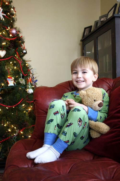 alex and anna winter pajamas sewing pattern for boys and girls by peekaboo pattern shop