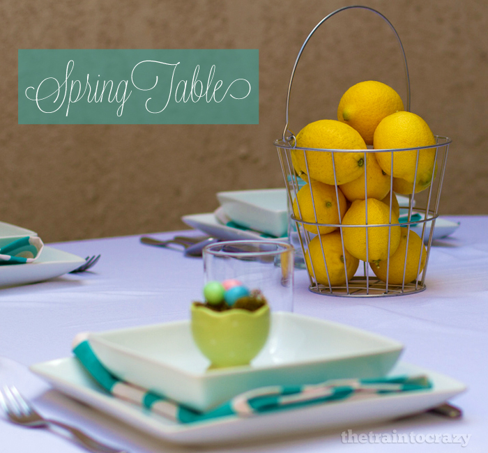 Spring-table