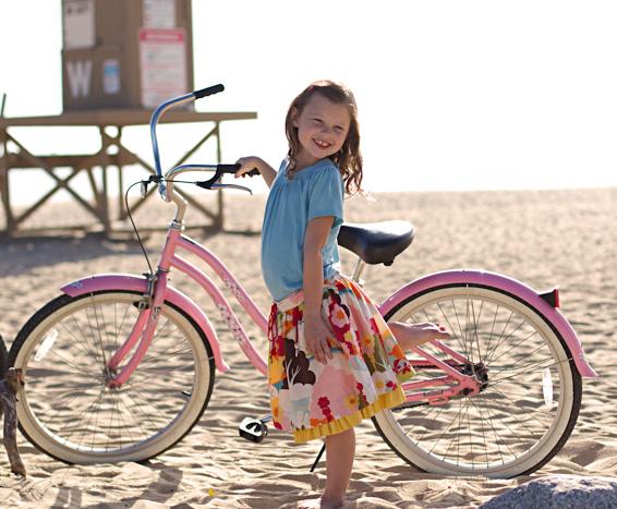Boardwalk-skirt sewing pattern