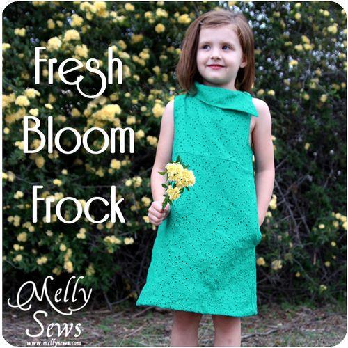 fresh bloom frock