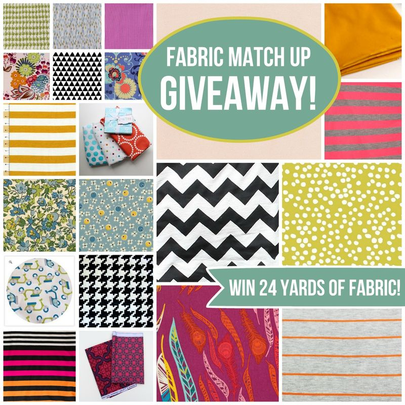 great fabric giveaway