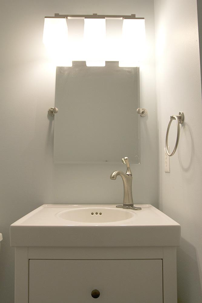Bathroom faucet (1 of 3)