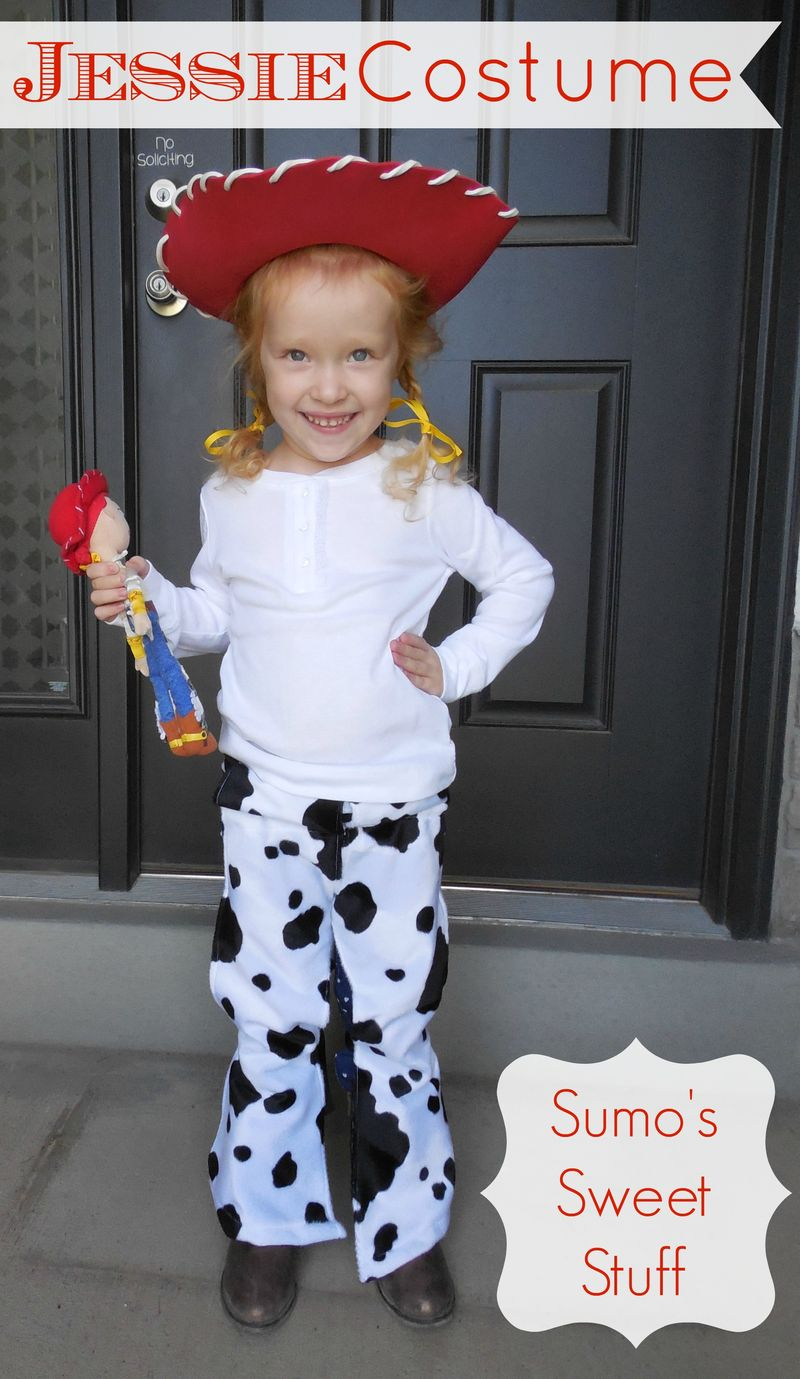 Jessie costume tutorial