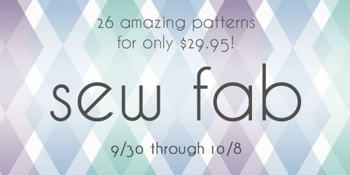 Fantastic sewing pattern bundle sale! buy them at https://thetraintocrazy.com
