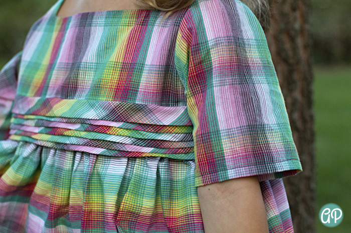 Sally Dress Pattern by Very Shannon