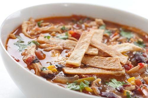 Toritilla soup