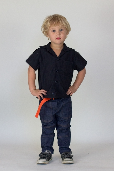 Tree Climber Trousers pattern for boys and girls