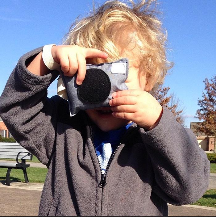 Toy-camera-at-park