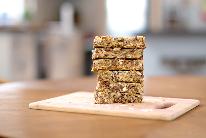 gluten free dairy free granola bar cookie recipe. Delicious!